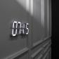 오리지널 화이트모던 LED 벽시계(전선길이 6.6m)