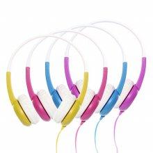 버디폰 일반형 유아 헤드폰(핑크)