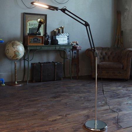 LED 장스탠드 SL-E138 블랙