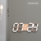다이아몬드 골드에디션 LED 벽시계(전선길이 6.6m)