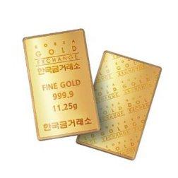 (어메이징) 한국금거래소 골드바 11.25g 순금24K