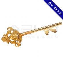 한국금거래소 순금열쇠 37.5g [순금24k] 기본케이스(융)