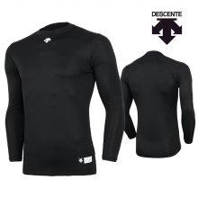 데상트 남성 컴프레션 티셔츠 S8311WCO03-블랙 _90S