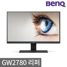 [포토후기작성시 1만원상품권] 시력보호모니터 GW2780 - 리퍼