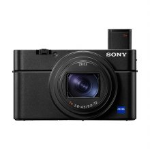사이버샷 RX100 Ⅵ 하이엔드 카메라[블랙][DSC-RX100M6]