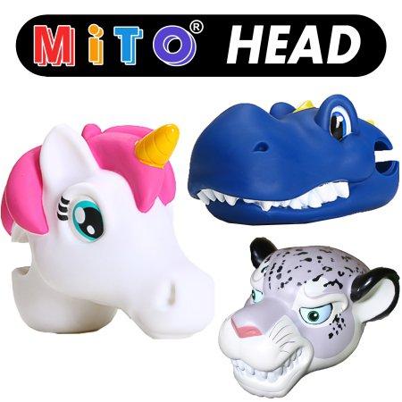 미토 유아 어린이 아동 퀵보드 킥보드 씽씽이 씽씽카 미토 헤드 장식 인형