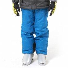 와이키 아동 스키-보드복 팬츠 YP-1050 WIDE 블루 M