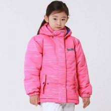 와이키 아동 스키-보드복 자켓 YP-1100 핑크 S