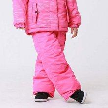 와이키 아동 스키-보드복 팬츠 YP-1200 핑크 S