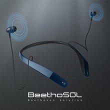 베토솔 넥밴드형 블루투스 이어폰[커널형][EM-C110]