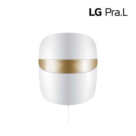 *캐시백8만원+사은품*LG Pra.L 더마 LED 마스크(화이트골드)