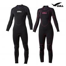 걸(GULL) 다이빙슈트 WET슈트 GW-629 06.여성M