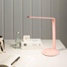 탁상용 LED학습스탠드 SL-528 핑크