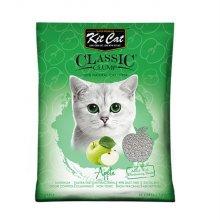고양이배변용품 KitCat 고양이모래 사과향 10L W242C9A