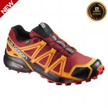 살로몬 스피드크로스 4 GTX® Red Dalhia/Brigh L39845600_25.5