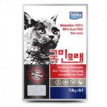 고양이모래 고양이 모래 장미향 7.5kg-1박스(2포) W1B9C1D