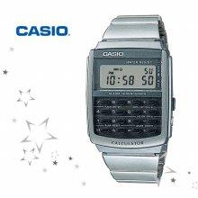CA-506-1 계산기 디지털 메탈시계