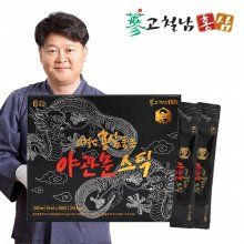 고철남 홍삼품은 야관문스틱 10ml x 30포 1박스/야관문진액