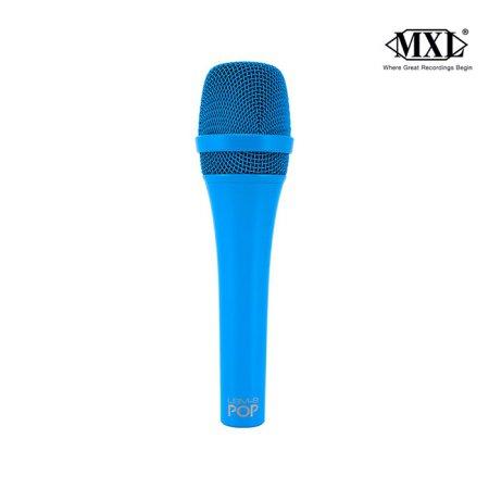 POP LSM-9 컬러 다이나믹 보컬 마이크 /블루