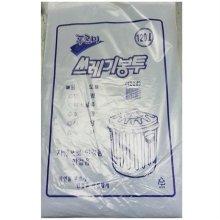 실속형 쓰레기봉투(검정 120L 50매)1세트