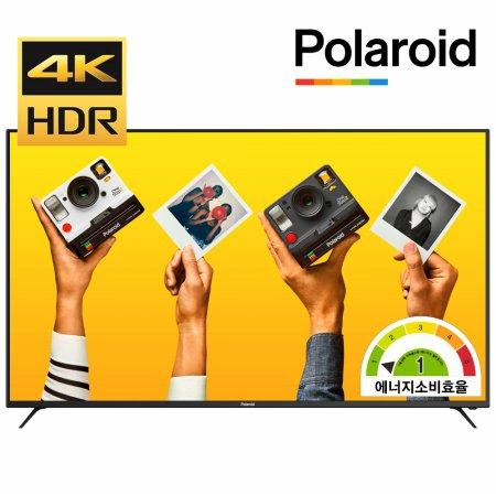 165cm UHD TV / HDR10 / USB 4K재생 / POL65U [스탠드형 전문기사 설치]
