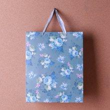 flower 반짝이 쇼핑백1개(디자인랜덤)