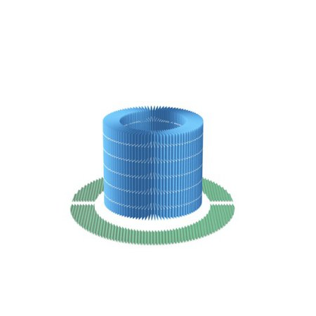 [공식수입원] 가습기 전용 필터세트 ERN-S100