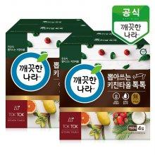 (무료배송) 톡톡 키친타올 150매 4입 x 2팩