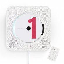 에듀스핀 벽걸이형 오디오+5V2A USB아답터 [EA10]