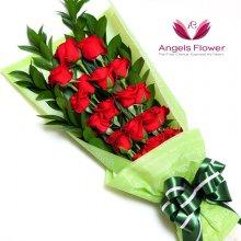 샹그릴 고급형 꽃다발 전국꽃배달
