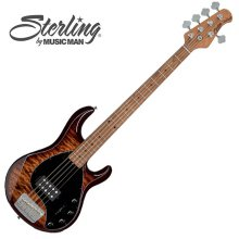 Sterling - Stingray Bass<br>RAY35QM / Island Burst