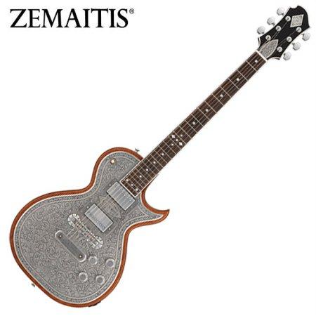 스쿨뮤직단독할인 Zemaitis A24MF 60TH(LTD) / 제마티스 일렉기타