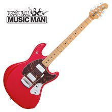 Music Man - StingRay Chili Red<br>(825-HC-10-03)