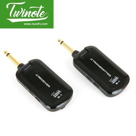 Twinote B-1 Wireless System<br>24bit 기타 무선 와이어레스 시스템 <br>(패시브 전용)