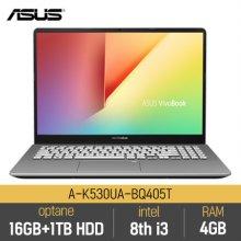 Optane 탑재! 뛰어난 성능 Vivo Book A-K530UA-BQ405T