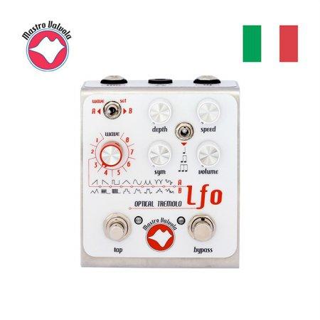 이탈리아 핸드메이드<br>Mastro Valvola - LFO <br>Optical Tremolo (기타&베이스 이펙터)
