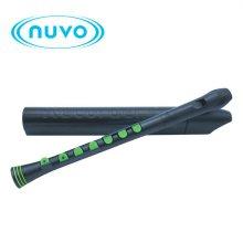 Nuvo 리코더 - Black / Green 저먼식 (N320RDBGR-G)