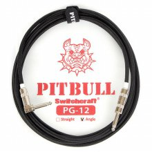 PITBULL PREMIUM Guitar Cable PG-12L / 핏불 케이블 & 스위치크래프트 (3.6m)