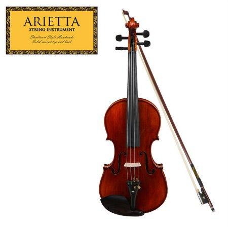 신학기 바이올린 특가 Arietta 아리에타 AVS303E 바이올린 4/4 사이즈 (유광)