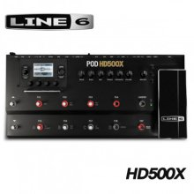 Line6 멀티이펙터 POD HD500X
