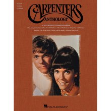 Carpenters Anthology<br>카펜터스 피아노/보컬/기타코드 악보집 00306426