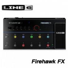 [ 견적가능 ] Line6 멀티이펙터 Firehawk FX 리모트 컨트롤/HD 앰프 모델링