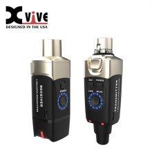 Xvive U3 Wireless Microphone System / 마이크용 무선 와이어레스 시스템