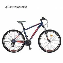 삼천리자전거 18년식 스팅거 M1 27.5 24단 레스포 컴포트 산악 자전거 다크블루:17