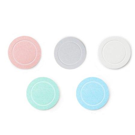 DONO 규조토 컵받침 원형 핑크 101.002.05