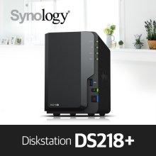 [에이블] DS218+ [케이스] 2bay NAS 하드미포함
