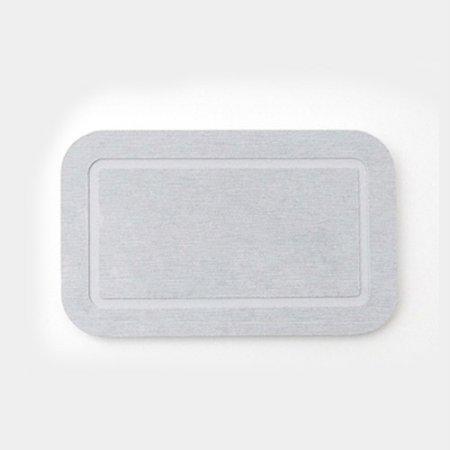 DONO 규조토 비누받침대 직사각형 그레이 101.002.16