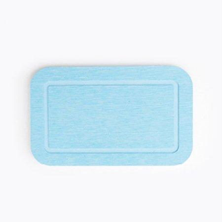 DONO 규조토 비누받침대 직사각형 블루 101.002.19