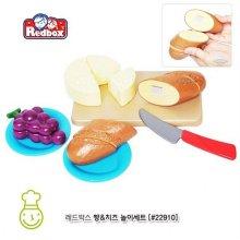 레드박스 빵 치즈 놀이세트 (22910)_W256528