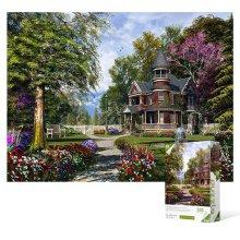 500피스 직소퍼즐 빅토리아 정원